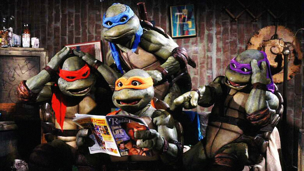 Header image for the article Summer Watchlist: <em>Teenage Mutant Ninja Turtles (1990)</em>