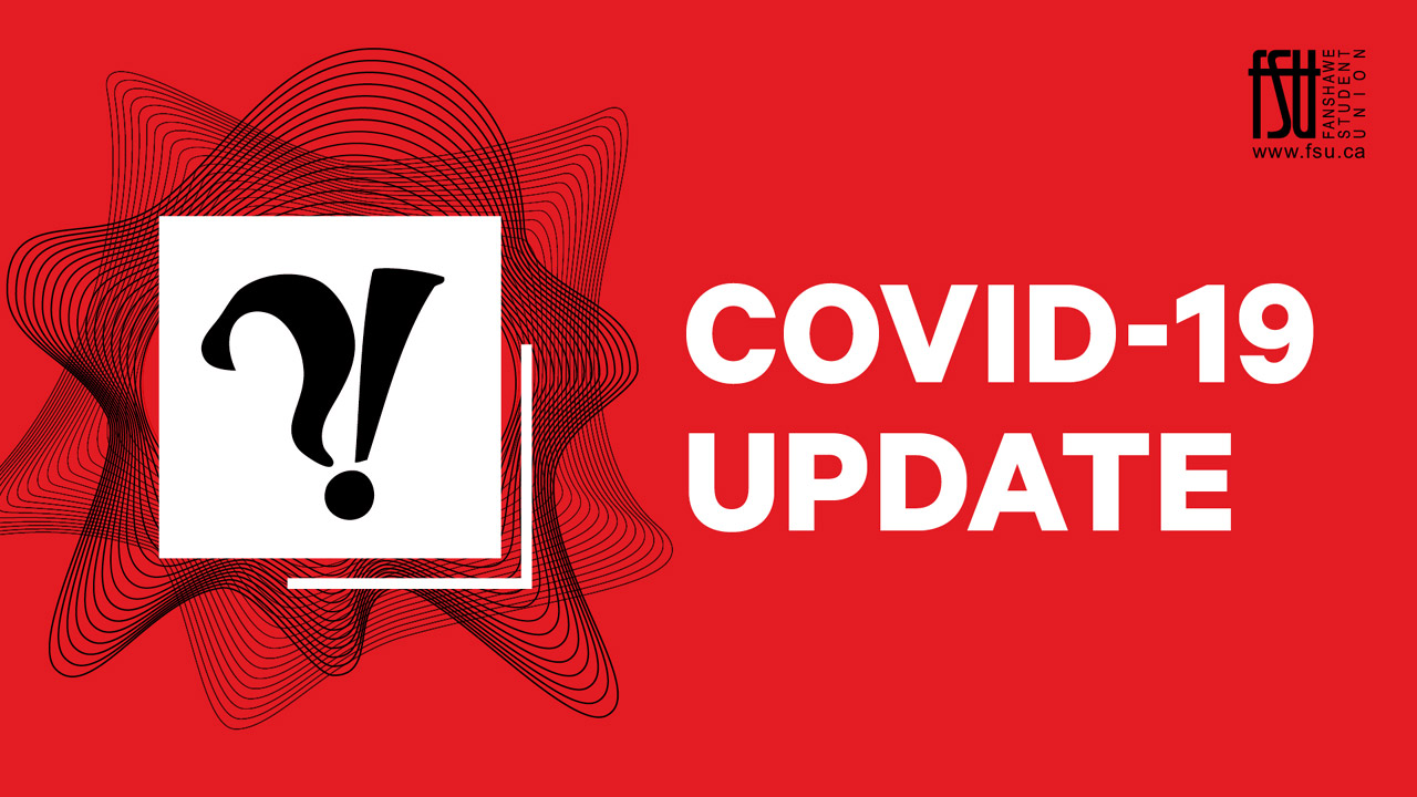 Header image for the article Fanshawe mandates COVID-19 vaccinations for students in residence
