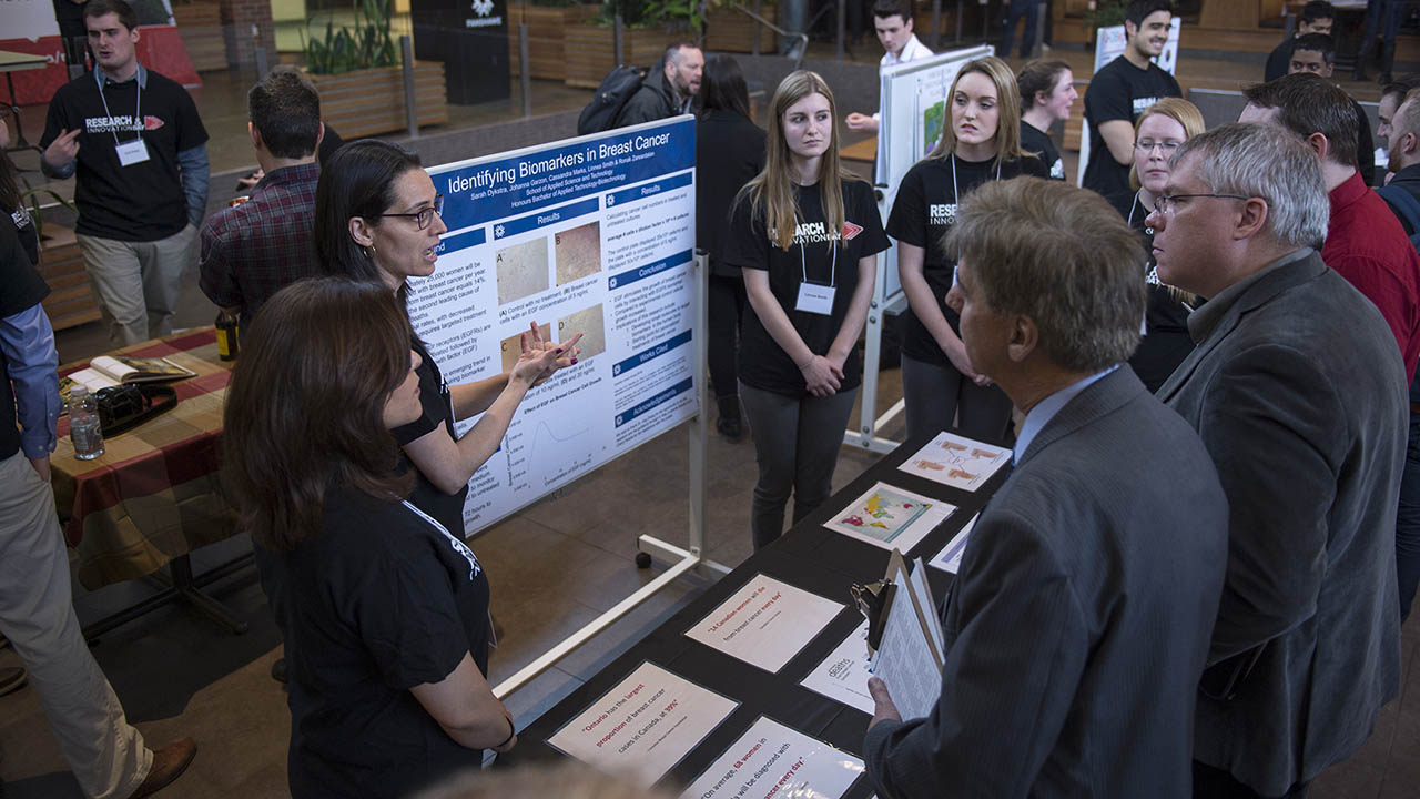 Header image for the article Students to compete within their own faculty for Research and Innovation Day
