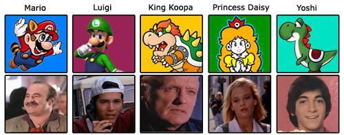 Cinema Connoisseur Super Mario Bros Sparks Poet In Connoisseur