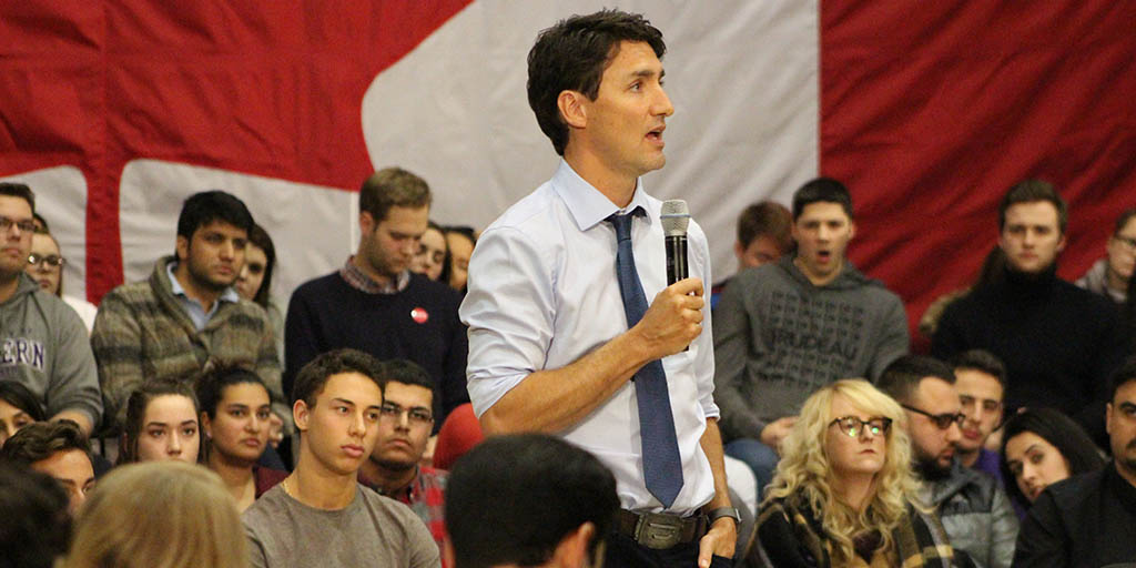 Header image for the article Trudeau still has work ahead of him