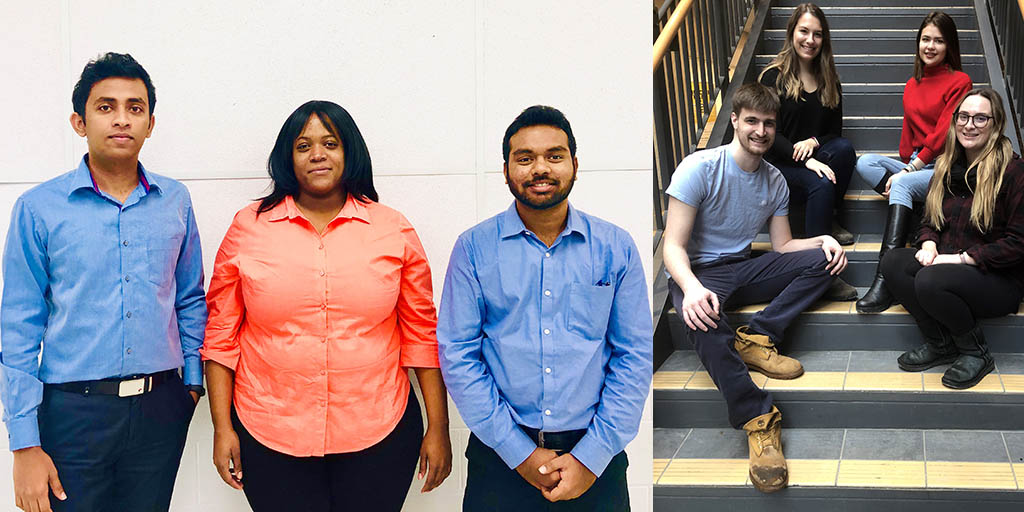 Header image for the article Logistics and supply chain management heading to case competition in Chicago