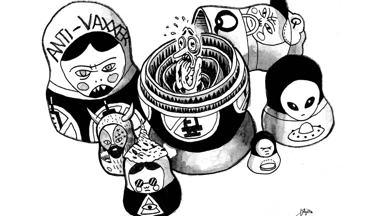 Header image for the article We're all mad here: It's time to forgive magical thinking