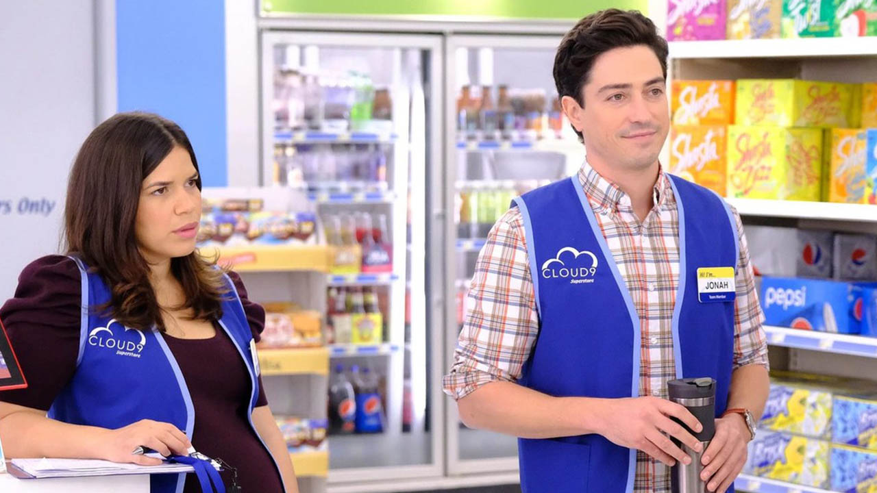 """Header image for the article How Superstore is my favourite modern """"office"""" show"""