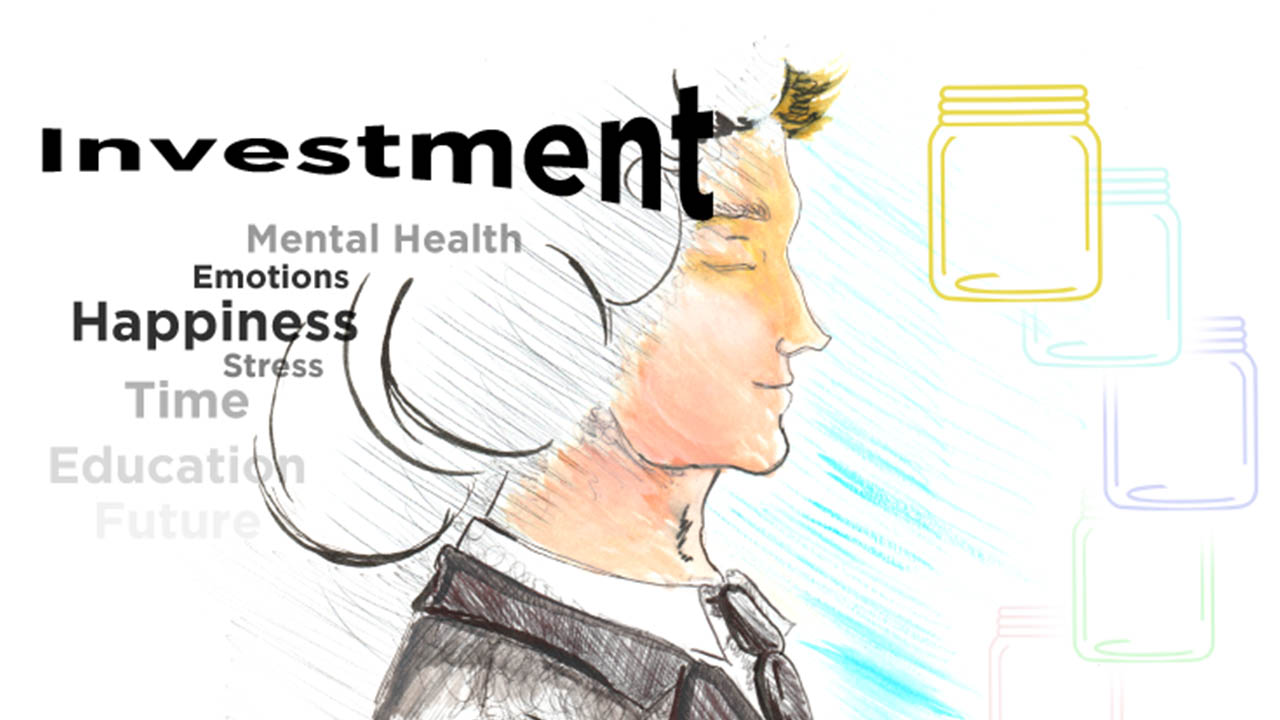 Header image for the article Take some time to invest in yourself