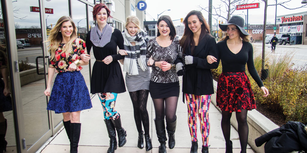Fanshawe Fashion Design Grad Finds Success And Support With Online Boutique