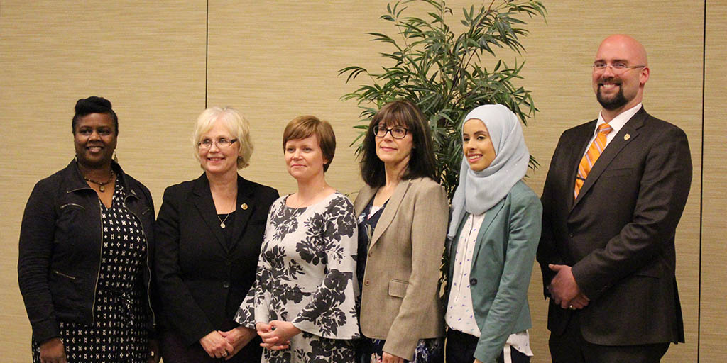 Header image for the article London NDP MPPs continue cancelled program honouring female community builders