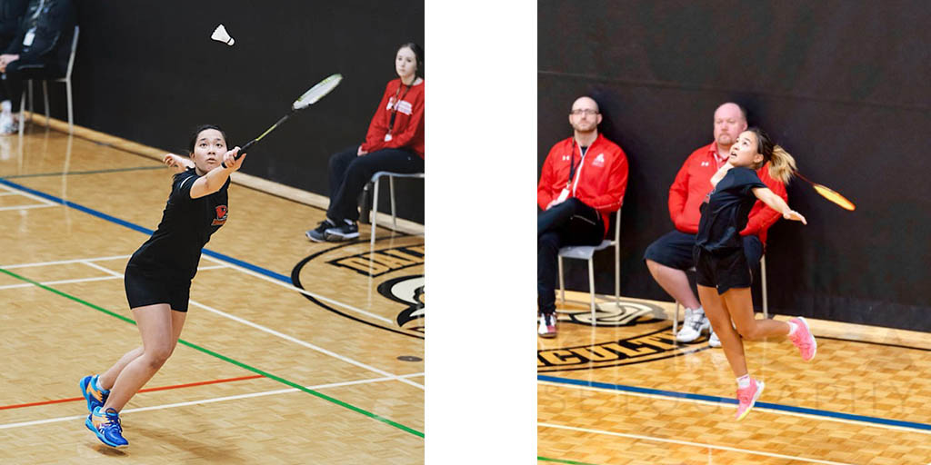 Header image for the article Fanshawe badminton team takes home National bronze medal