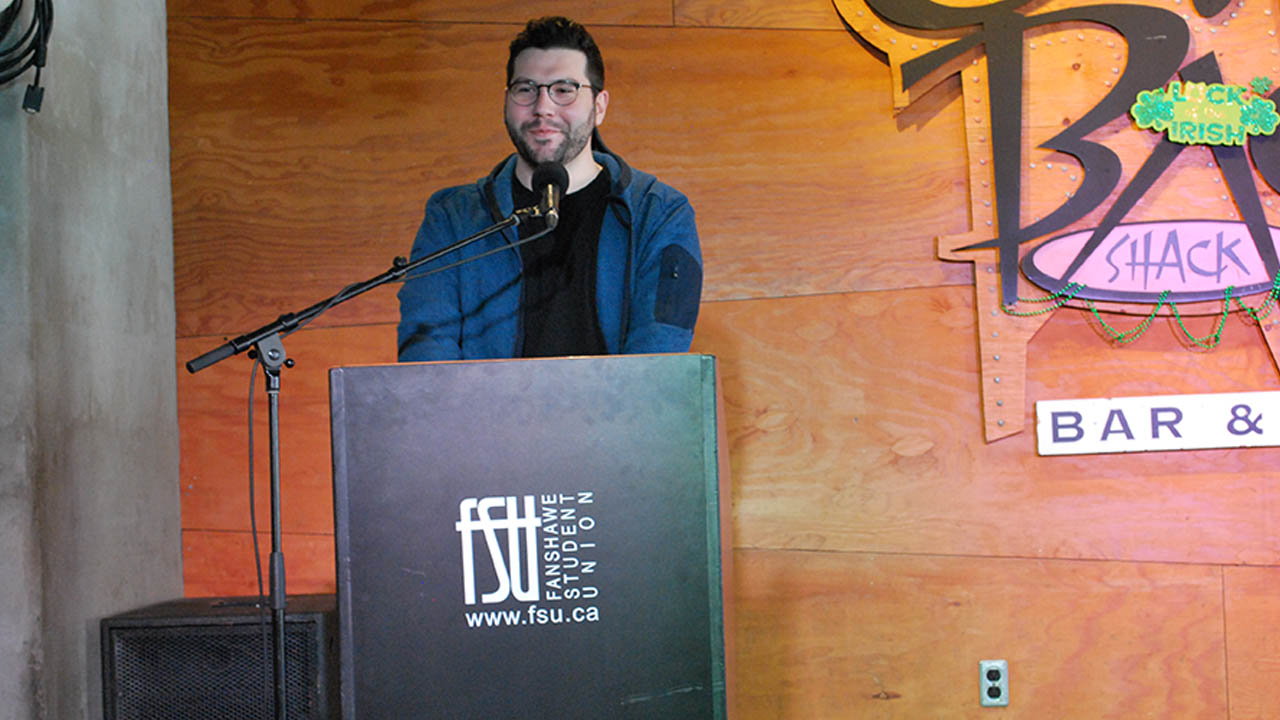 Header image for the article Ricardo Souza wins FSU election