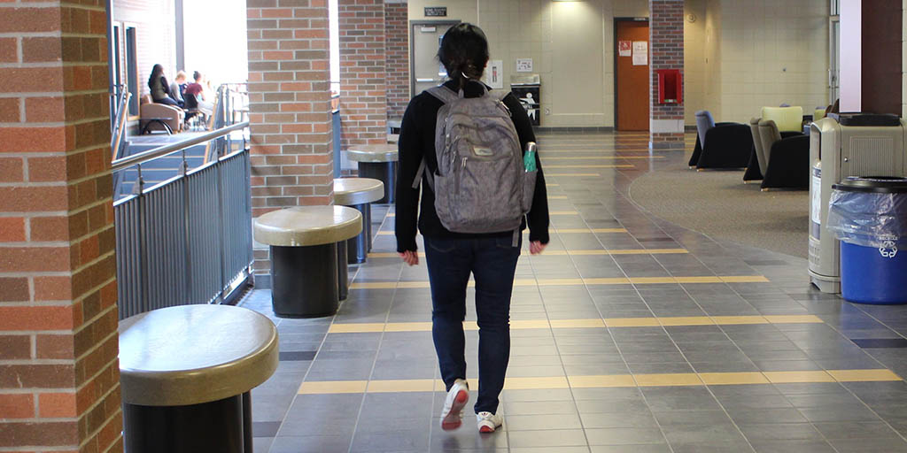 Header image for the article Fifty-five per cent of surveyed Fanshawe students have been sexually harassed