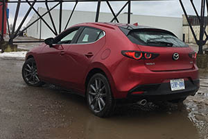 Automotive Affairs: The 2019 Mazda3 Sport GT - Compact in size, not features photos