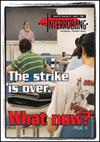 Interrobang issue for 2006-04-03
