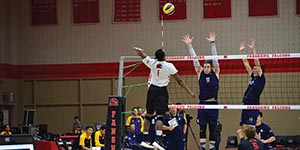 Fanshawe Falcon soars to Canada's U21 Volleyball team photos