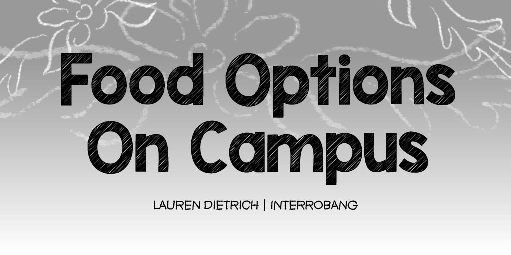 Header image for the article Food options on campus