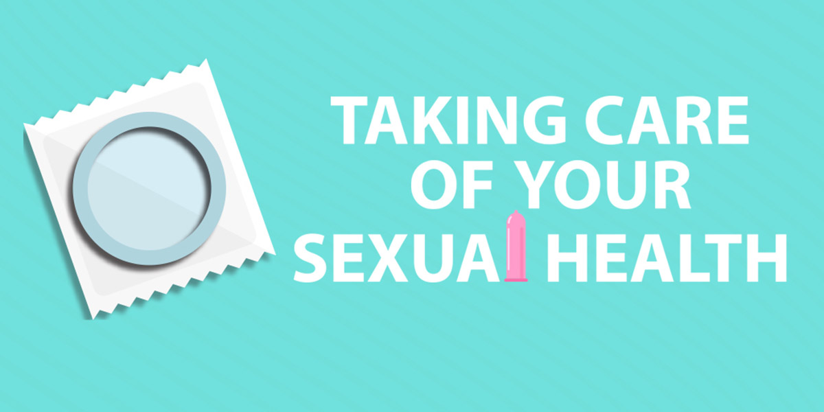 Header image for the article Taking care of your sexual health