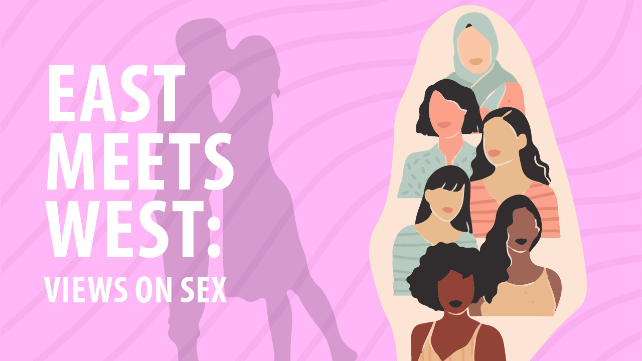 Header image for the article East meets West: views on sex