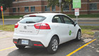 ZipCar available at Fanshawe