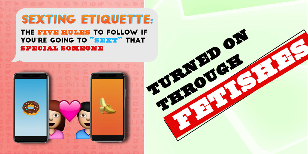 """Header image for the article Sexting Etiqutte: The five rules to follow if you're going to """"sext"""" that special someone"""