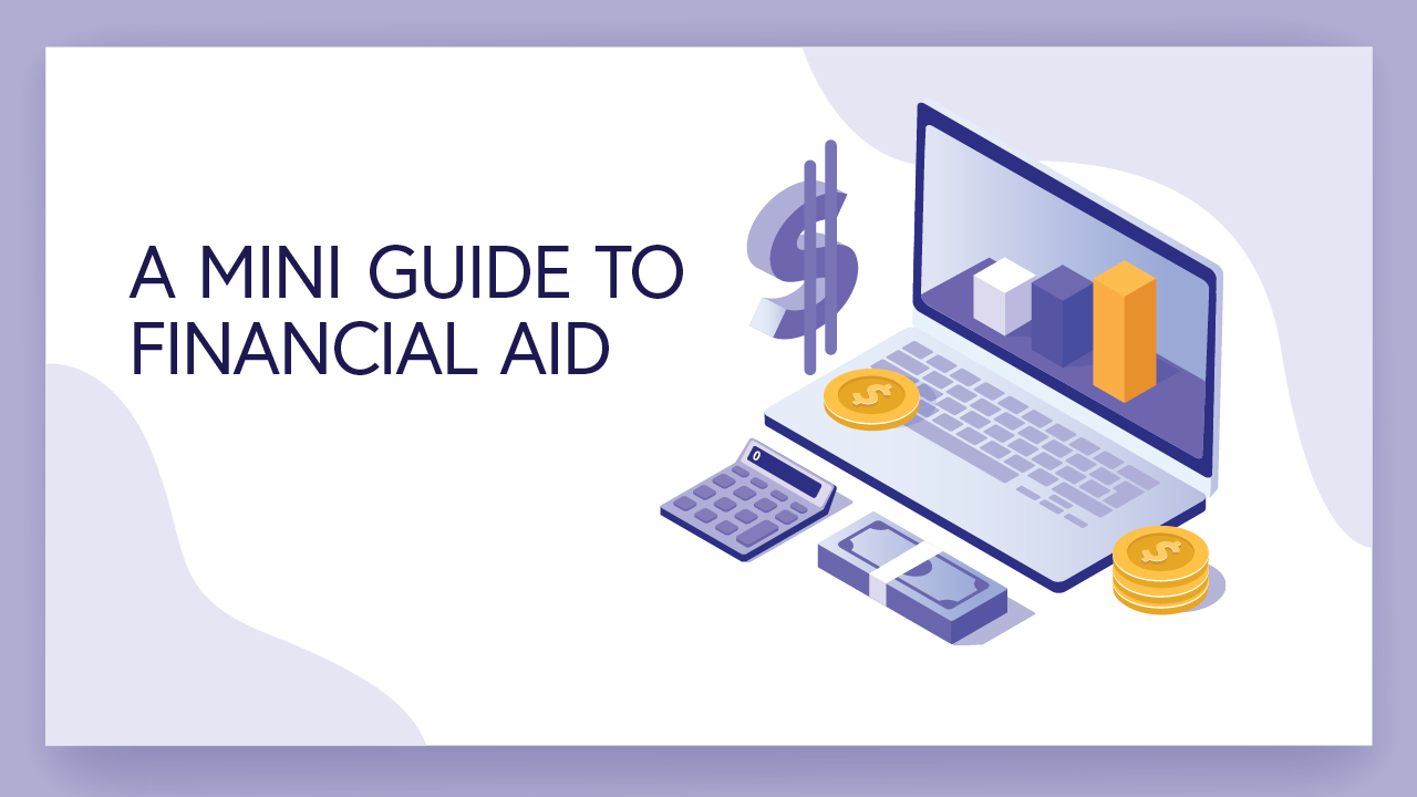 Header image for the article A mini guide to financial aid