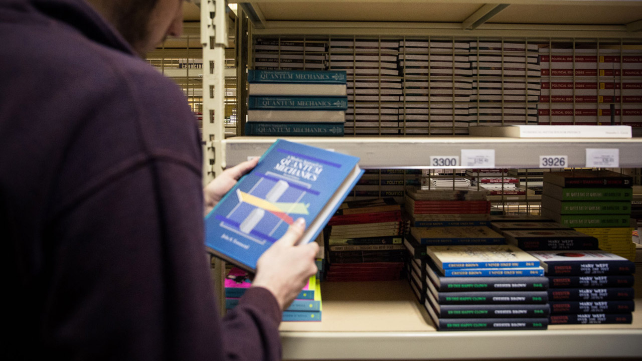 Header image for the article Opinion: Textbook publishers need to lower prices now more than ever