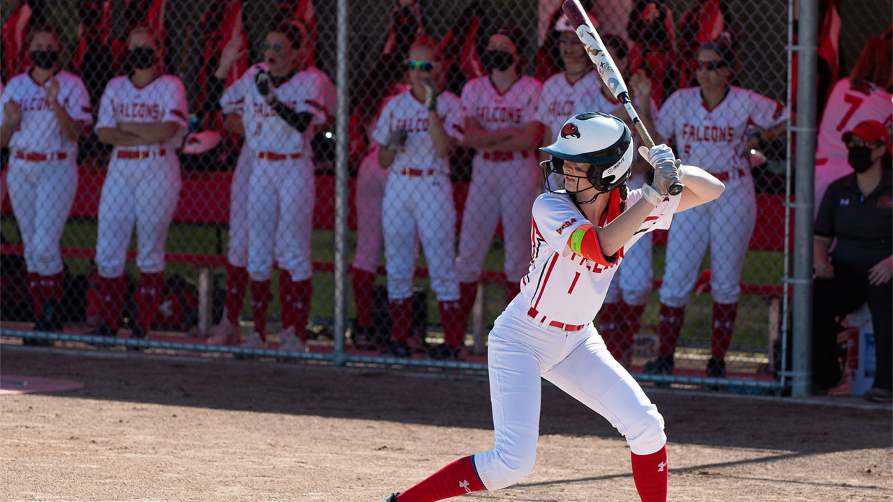 Header image for the article Fanshawe softball returns in style on opening weekend