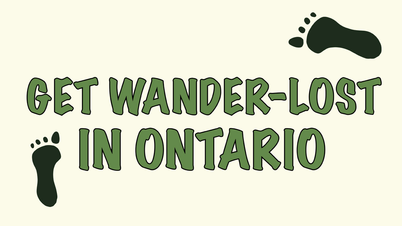 Header image for the article Get wander-lost in Ontario