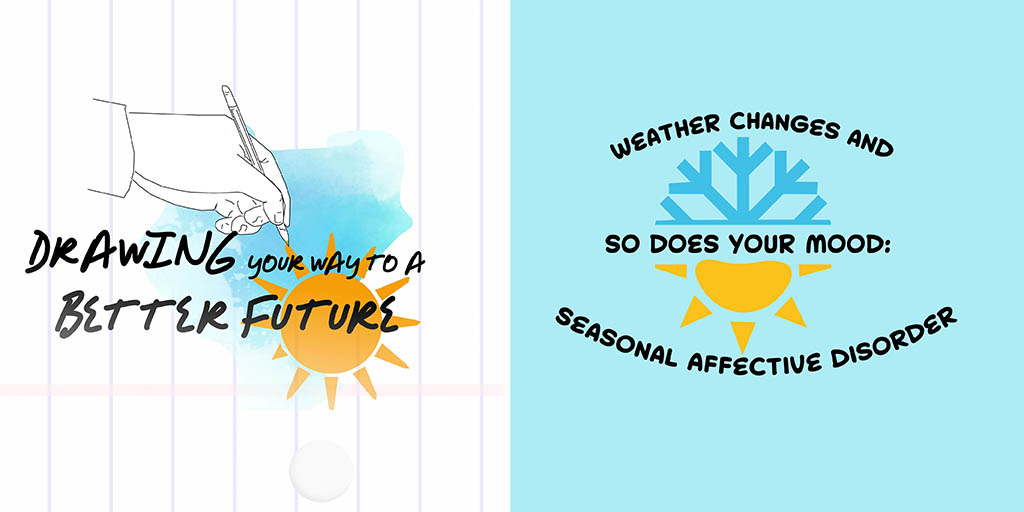 Header image for the article Weather changes and so does your mood: Seasonal Affective Disorder