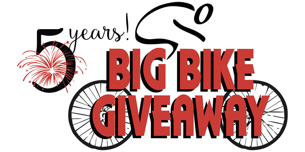 Header image for the article London couple donates over 1,100 bikes in five years