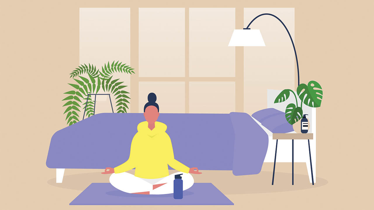 Header image for the article Focus on the moment: The power of mindfulness