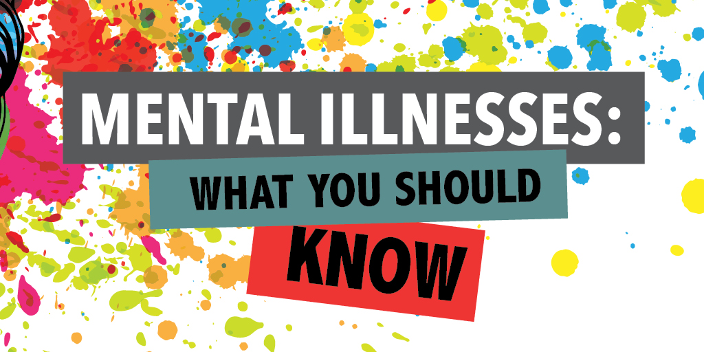 Header image for the article Mental illness: what you should know