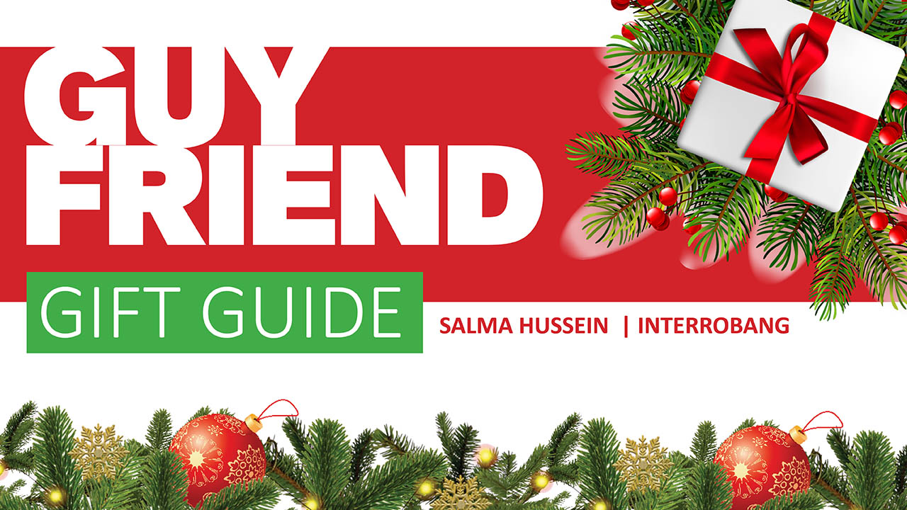 Header image for the article Guy friend gift guide