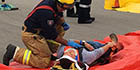 Fanshawe's School of Public Safety students learn from city mock disaster scenario